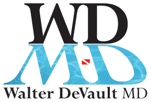 Walter DeVault MD logo